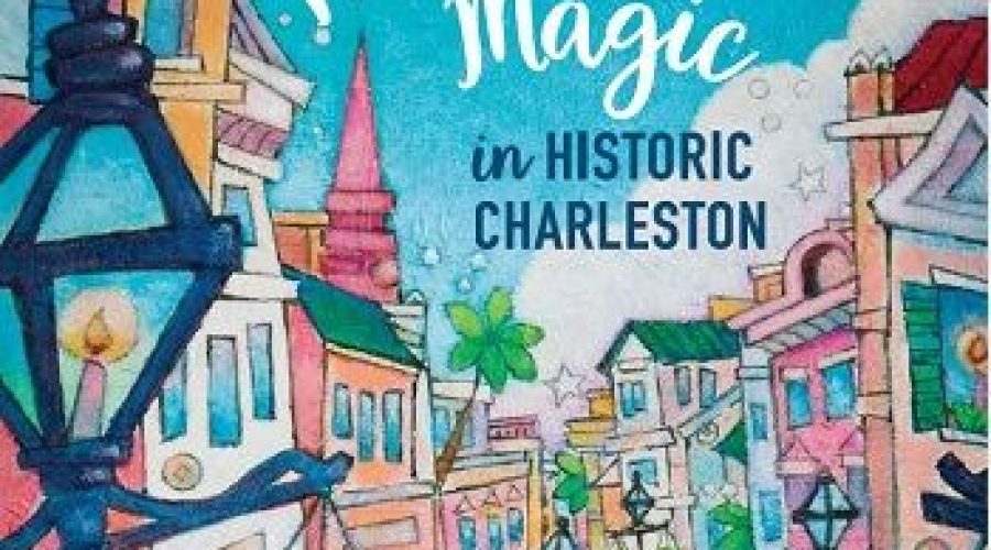 Holiday Magic in Historic Charleston Free 2-Hour Parking Voucher